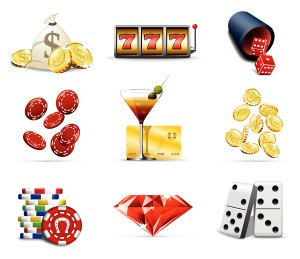 bigstock Casino and gambling icons 7136499 300x259 Onlinespelen
